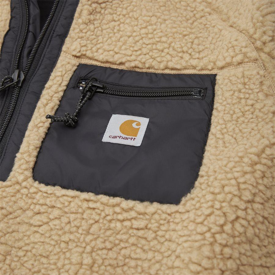 PRENTIS PULLOVER I027123 - Prentis Pullover Jacket - Jakker - Regular - DUSTY H BROWN - 4